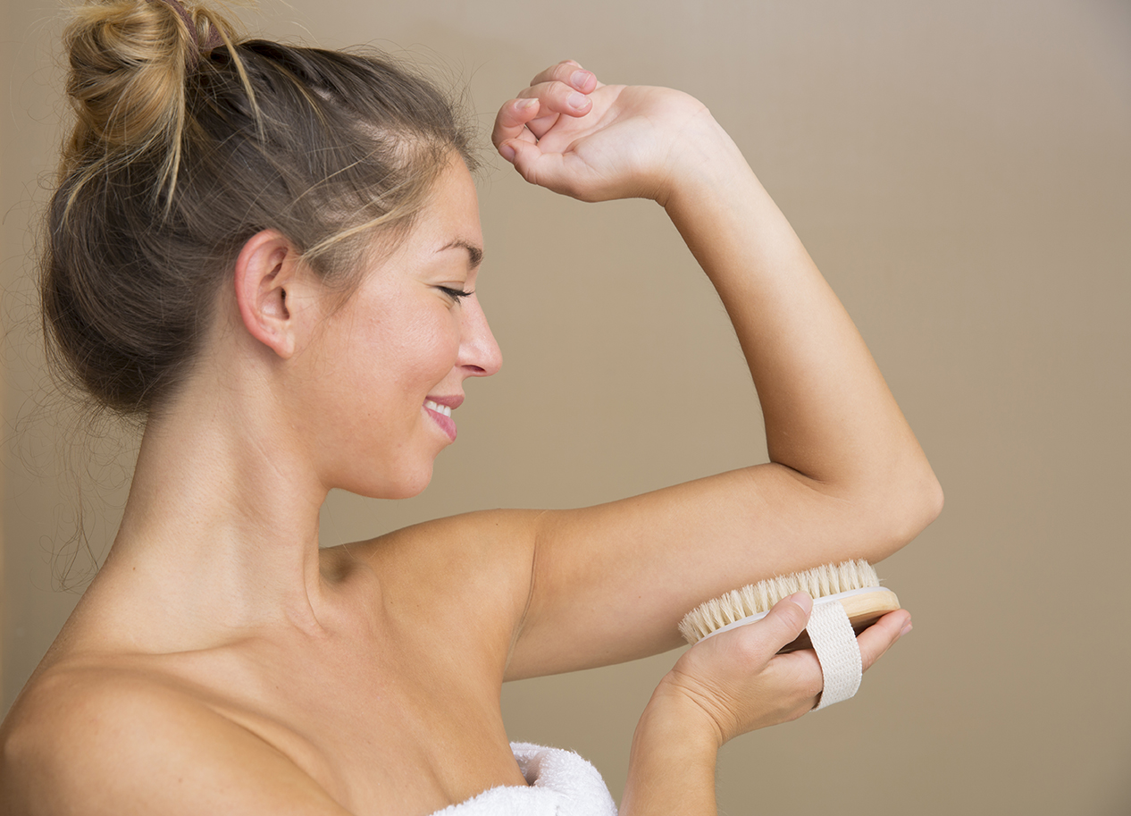 Dry Brushing: For Your Skin - Riordan Clinic