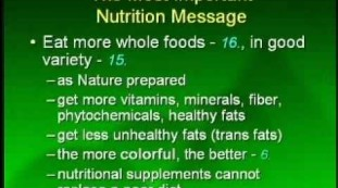 Understanding How Nutrition Fits Us Today