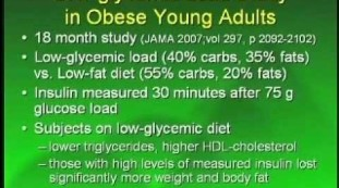 Eating Low on The Glycemic List for Better Health, Weight Loss, and a Healthier You