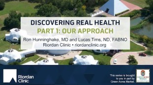 Discovering Real Health Series, Part One: Our Approach
