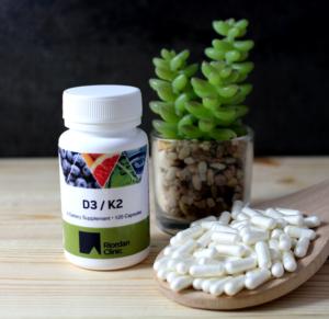 Vitamins D3 and K2 - The Dynamic Duo - Riordan Clinic
